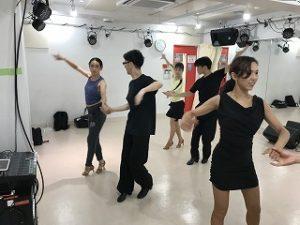 デュオ ダンスサークル 高田馬場 社交ダンス教室 が開講しました。