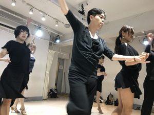 デュオ ダンスサークル 高田馬場 社交ダンス 教室 が開講しました。