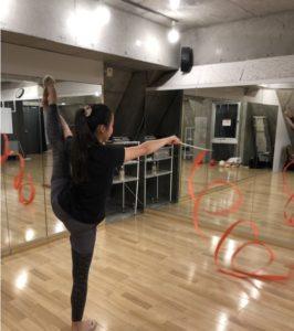 高田馬場 新体操 教室 スタジオ