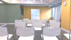 高田馬場 レンタルスタジオの 無料 備品 椅子