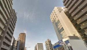 高田馬場の周辺住宅地やマンション